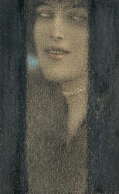 Фернан Кнопф. Улыбка женщины