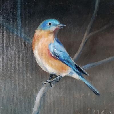 Екатерина Владиславовна Ивлева. Little bird