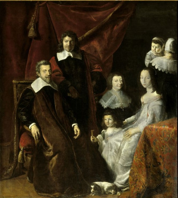 Philippe de Champigny. The family of Aber de Montura