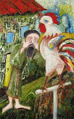 Svyatoslav Ryabkin. The crying Peter Crying Peter