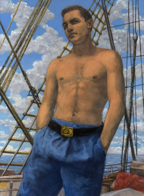 George Guryanov. Sailor