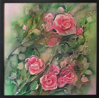 """Anna Badalyan. """"Roses"""""""