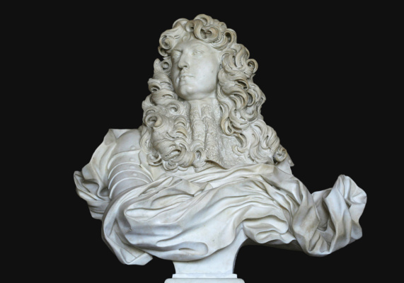 Gian Lorenzo Bernini. Bust of Louis XIV