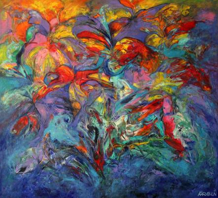 Andrey Karablin. Expression