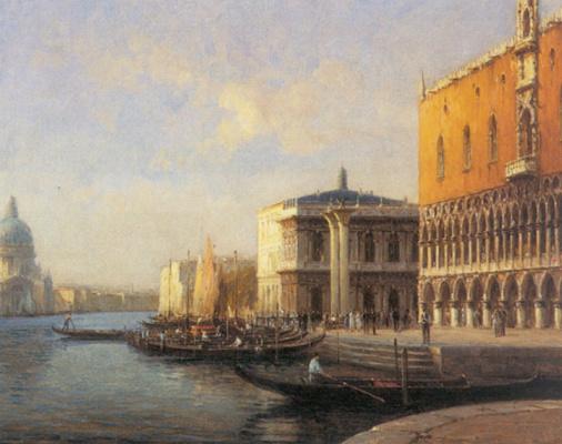 Антуан Бувар. Венеция
