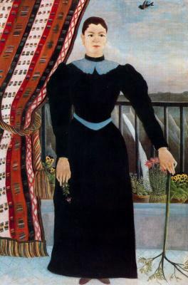 Портрет Ядвиги
