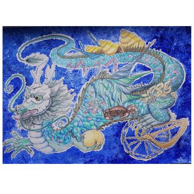Daria Dedeneva. Sea Dragon