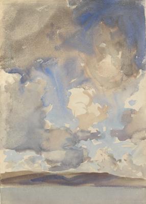 Джон Сингер Сарджент. Облака
