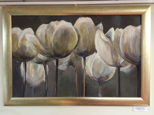 Tatyana Semeshkina. Tulips