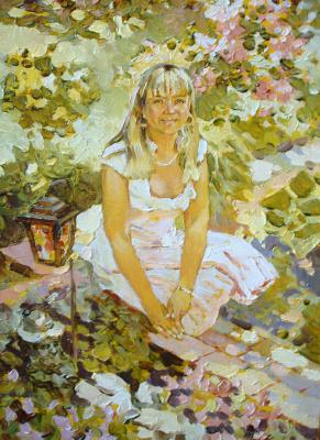 George Lapchinsky. Spring