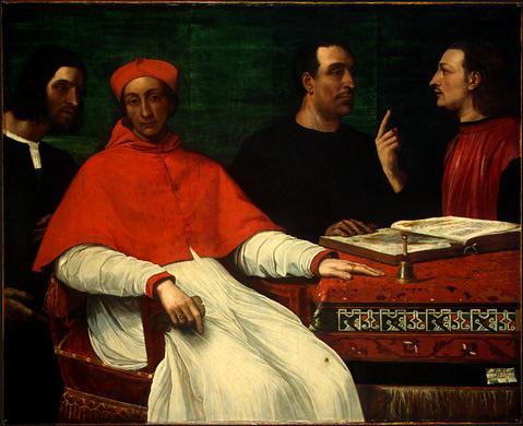 Себастьяно дель Пьомбо. Кардинал