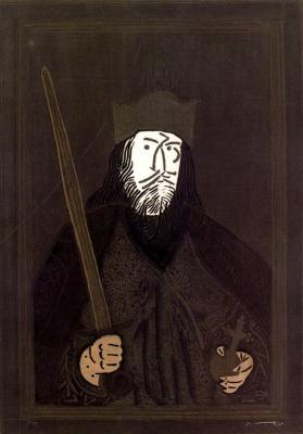 Хосе Ортега. Портрет
