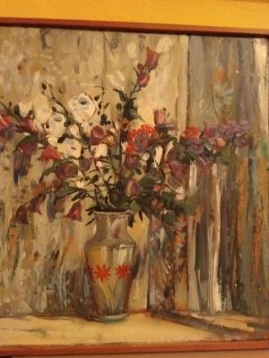 Alexander Grigorievich Serdyukov. Bouquet