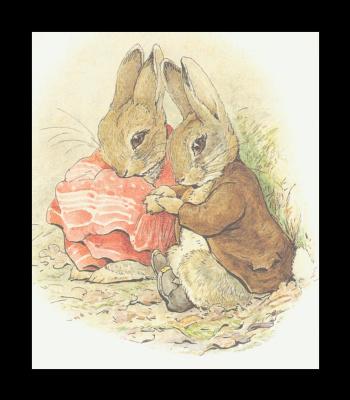 Бенджамин и Кролик Питер Банни. Сказка о кролике Питере 33