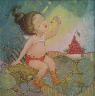 Екатерина Дудник. Все любят вишни