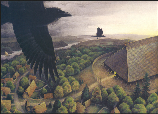 Хантер Браун. Черные вороны