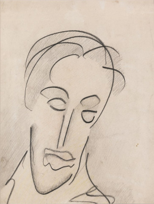 Vladimir Igorevich Yakovlev. Portrait of a man