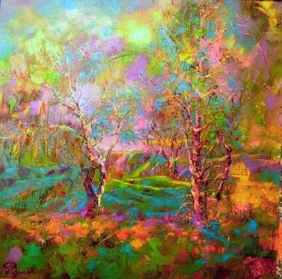 Ramin Kerimov. Impression