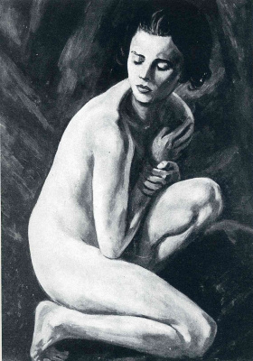 Francis Picabia. Nude