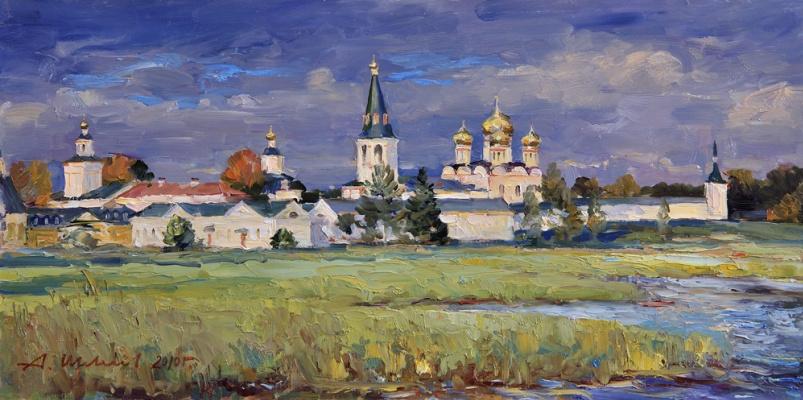 Alexander Victorovich Shevelyov. Valday.The Iversky monastery