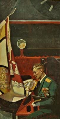 """Максим Сергеевич Кузнецов. """"Battle Banner"""""""