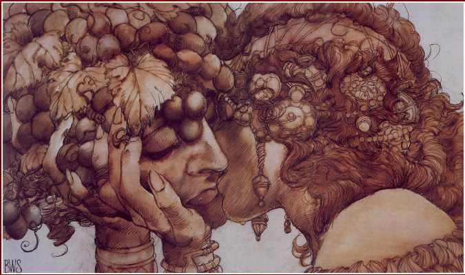 Barry Smith. Grapes