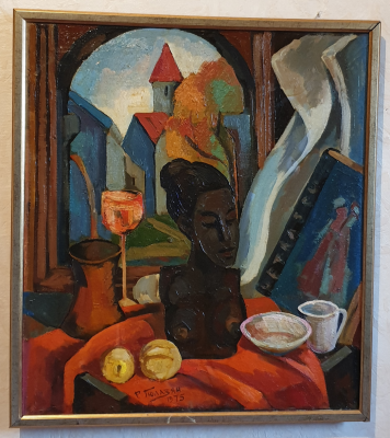 Robert Patwakanovich Gyulazyan. Southern still life