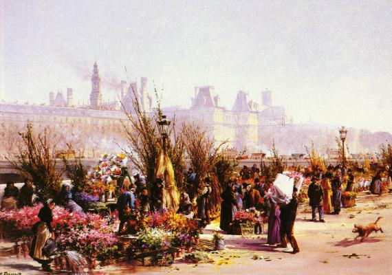 Жорж Фраипонт. Париж