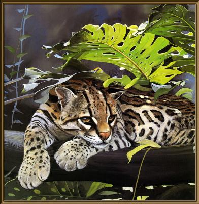 Поллианна Пикеринг. Большие кошки 08