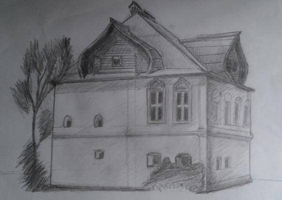 Zina Vladimirovna Parisva. House