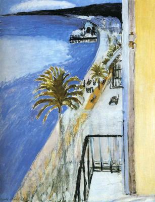 Henri Matisse. The Bay Of Nice