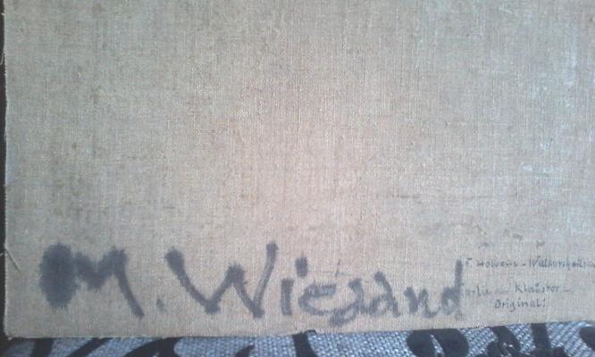 M.Wieaand. Часовня