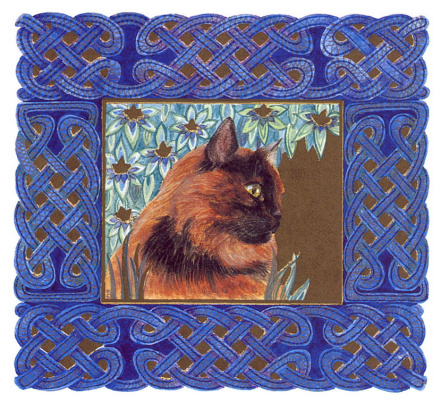 Изабель Брент. Коты