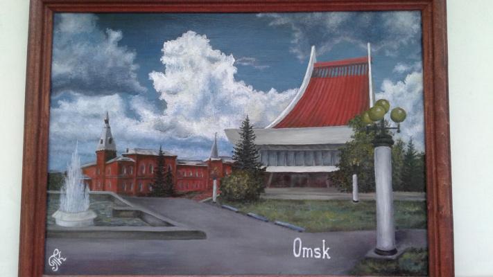 Koroleva Tatyana. Музыкальный театр. Омск 2017г.