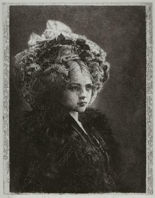 Alexander Nikolayevich Steshenko. Angel