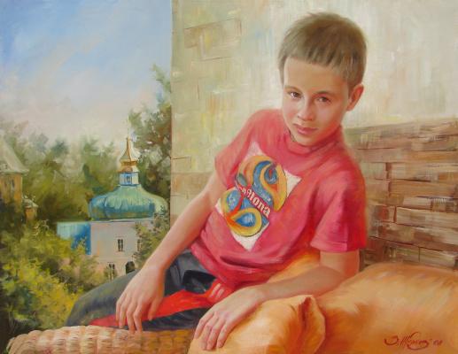 Виталий Викторович Жердев. Portrait of Igor Ryzhkov