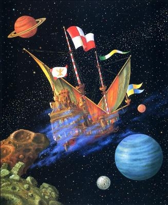 Раймонд Бейлесс. Корабль мечты