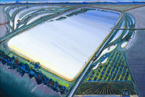 Wayne Thibaut. Landscape 17