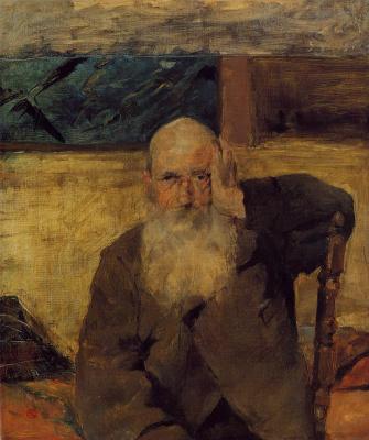 Henri de Toulouse-Lautrec. Old Telarana