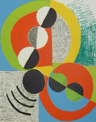 Sonia Delaunay. Yo-yo