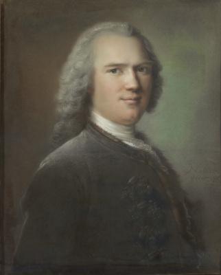 Жан-Марк Натье. Мужской портрет.  1753