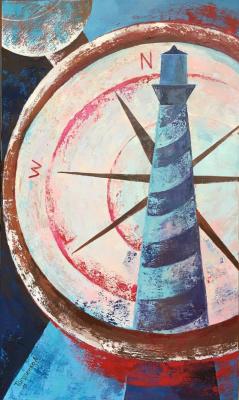 Anastasia Sergeevna Tarasenko. True to the pole like the needle of a compass