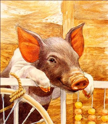Peter Warner. Pig