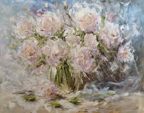 Сергей Пискунов. Утренние цветы