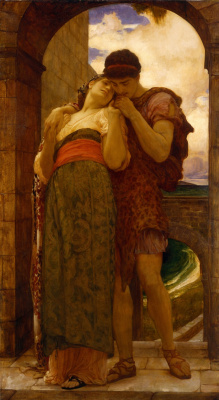 Frederic Leighton. Devotion