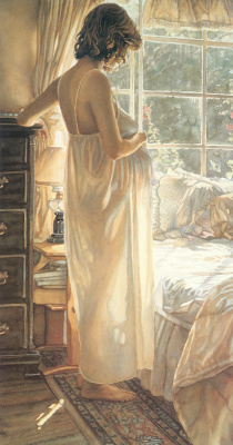 Steve Hanks. Child at heart
