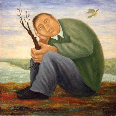 Марк Владимирович Макаров. Весна