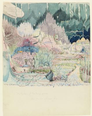 John Ronald Ruel Tolkien. Roverandom