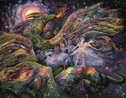 Жозефина Уолл. Танцы дракона