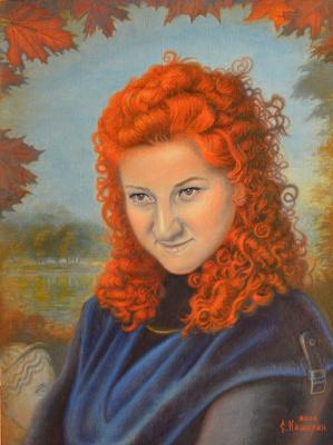 Stepan Vladimirovich Kashirin. Autumn